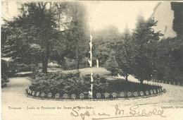 Tienen Tirlement Jardin Du Pensionnat Des Soeurs De Notre-Dame - Tienen