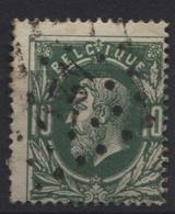 N°30 Obl. LP 427 LOUVAIN STATION. Coba 25€ - 1869-1883 Léopold II