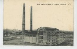SAINT DIZIER - L'Energie Electrique - Saint Dizier