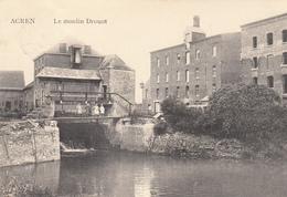 Acren - Le Moulin Drouot  - Très Belle Carte - Animée - état Voir Scan. - Lessines
