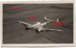 Photo Originale Française Potez 63-11 Armée De L'air 1939-1945 - 1939-45
