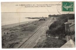 CPA 44 - SAINT BREVIN L'OCEAN (Loire Atlantique) - 1170. Panorama De La Plage Du Casino Au Pointeau - Saint-Brevin-l'Océan