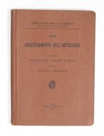 Militaria - Addestramento Artiglieria Vol. V - Servizio Aerologico - 1935 - Documenti