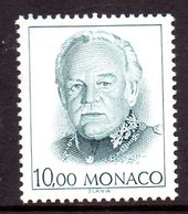 Monaco 1809 Prince Rainier III - Non Classificati