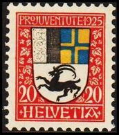 1925. PRO JUVENTUTE  20 (+5) C.  () - JF303124 - Nuovi