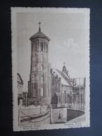 CP LITHUANIE (V1902) KOVNO (2 VUES) Eglise Baznycia - Chocolat Martougin - Lituanie