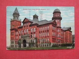 Masten Park High School    New York > Buffalo>  Ref 3513 - Buffalo