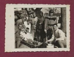 270719A - PHOTO 1932 MILITARIA Infirmerie Infirmier Croix Rouge Blessé 4ème RI - Regimente