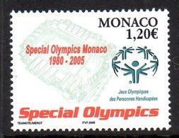 Monaco 2493 Jeux Paralympiques - Handisport