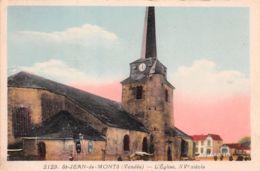85-SAINT JEAN DE MONTS-N°1193-F/0101 - Saint Jean De Monts
