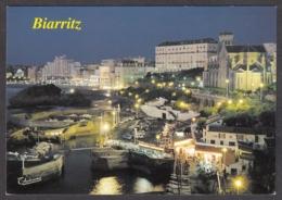 98842/ BIARRITZ, Vue De Nuit - Biarritz