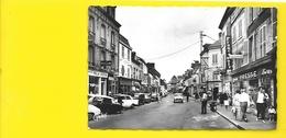 PACY Sur EURE Rare Rue Isambard Presse Félix Potin Tabac Bar (Gaby) Eure (27) - Pacy-sur-Eure