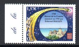 Monaco 2605 Astronomie , Comète De Halley - Astronomy