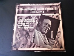 Disque 33 Tours The Swinging Small Bands 2 (1940-1944) - Jazz Héritage Volume 45 - Country & Folk