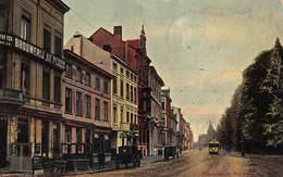 Antwerpen Anvers   Brouwerij  De Perel ,  Chaussée De Malises   Tram Koets         L 215 - Antwerpen