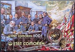 COMORES                   B.F 5                     NEUF** - Comores (1975-...)