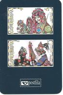Czech Republic 1998 Stamps Of 1998 EUROPA Folk Costumes - Calendars