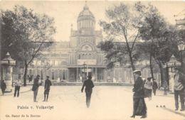 Volksvlijt Paleis - Amsterdam
