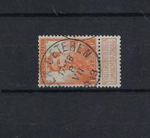 N°116 GESTEMPELD Neer-Oeteren 1913 COB € 3,75 COBA € 10,00 SUPERBE - Télégraphes
