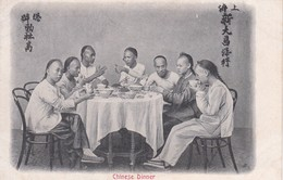 CHINESE DINNER - Chine