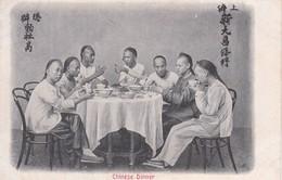 CHINESE DINNER - Cina
