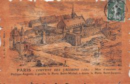 75-PARIS ANCIEN COUVENT DES JACOBINS-N°1196-F/0111 - Francia