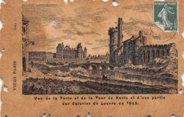75-PARIS ANCIEN -N°1196-F/0117 - Francia