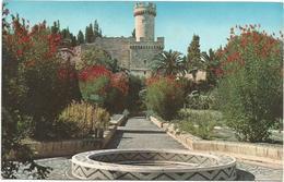 W4014 Rodos Rodi Rhodes Rhodos - Giardino Dei Fiori Flower Garden / Viaggiata - Grecia