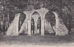AQ45 Froberville, Parc Du Chateau, Ruines Du Ancienne Eglise De Froberville - France