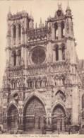 AQ45 Amiens, La Cathedrale - Amiens