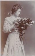 AP59 Actress - Miss Marie George - RPPC - Theatre