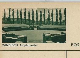 Carte Illustré Neuve N° 182 - 0391 D  -  WINDISCH Amphitheater   (Zumstein 2009) - Interi Postali