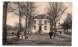 MONDORF LES BAINS AVENUE DE LA GARE HOTEL RESTAURANT TRES ANIMEE - Mondorf-les-Bains