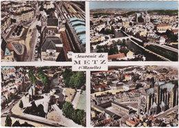 57. Gf. Souvenir De METZ. 4 Vues - Metz