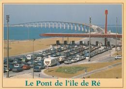 17 Le Pont De L'Ile De Ré, Le Péage, Edition D'Art 'Jack' - Ile De Ré