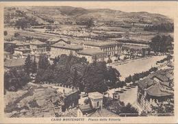Cairo Montenotte - Piazza Della Vittoria - Savona - H4071 - Savona