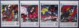 COMORES                   N° 249/252                       NEUF** - Comores (1975-...)
