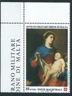 SMOM, 1996 - Madonna Mit Kind, UN 512 Mnh - Malta (Orden Von)