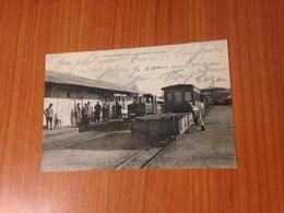 DAR- BEL-HAMRI - La Gare  (port à Ma Charge ) - Sonstige