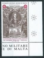 SMOM, 1997 - Großmeister, UN 518 Mnh - Malta (Orden Von)