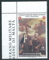 SMOM, 1997 - Santa Magherita Da Cortona, UN 521 Mnh - Malta (Orden Von)