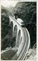 ERITREA  MASSAUA-ASMARA  Viadotto Ferrovia  Railway Foto Lusvardi - Eritrea