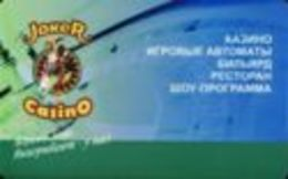 RUSSIA KEY CASINO  Joker Casino -     Omsk - Casino Cards