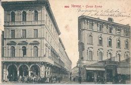 ITALIE ITALIA VARESE Corso Roma Carte Taxée - Varese
