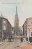 Eglise De  Marchienne-au-Pont.  Belle Animation.  Scan - Belgique