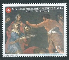 SMOM, 2000 - Anton Angelo Bonifazi , UN 620 Mnh - Malta (Orden Von)