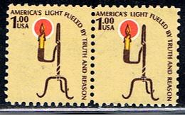 US 923 // YVERT  1230 + 1230 // 1978-79 - Estados Unidos