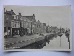N06 Ansichtkaart Gorredijk - Molenwal - 1948 - Nederland
