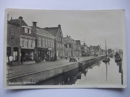 N06 Ansichtkaart Gorredijk - Molenwal - 1948 - Autres