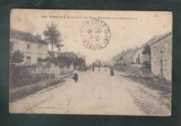 CPA (44) Remouillé  -   Route Nationale Côté Aigrefeuille - Francia